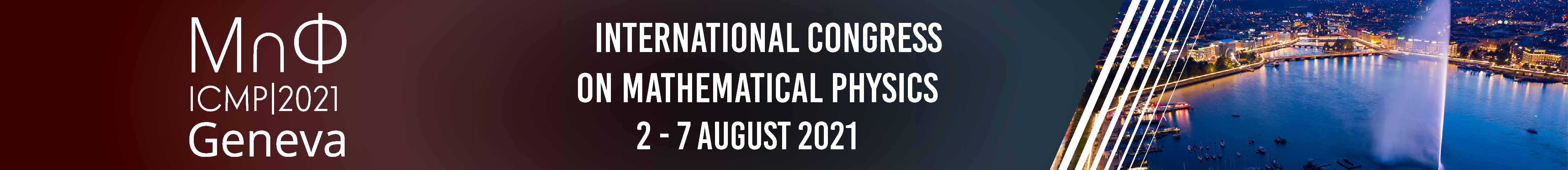 Icmp 2021 International Association Of Mathematical Physics